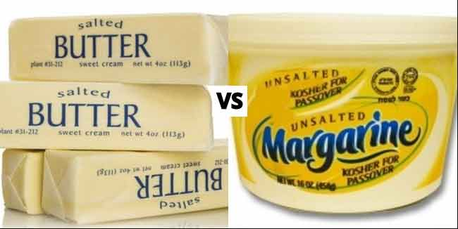 Difference-Between-Butter-And-Margarine