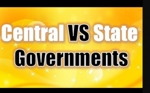 Difference between Federal Government and State Government