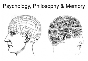 Difference between Philosophy and Psychology