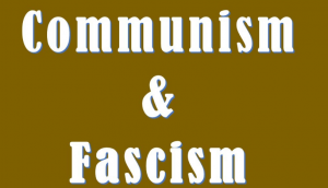 Difference between Socialism and Fascism