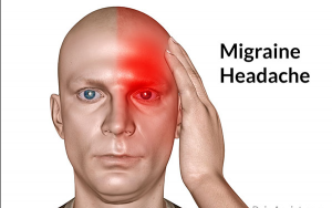 Difference between headache and migraine