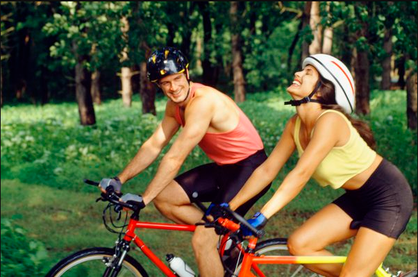 Differences between Bicycling and Spinning