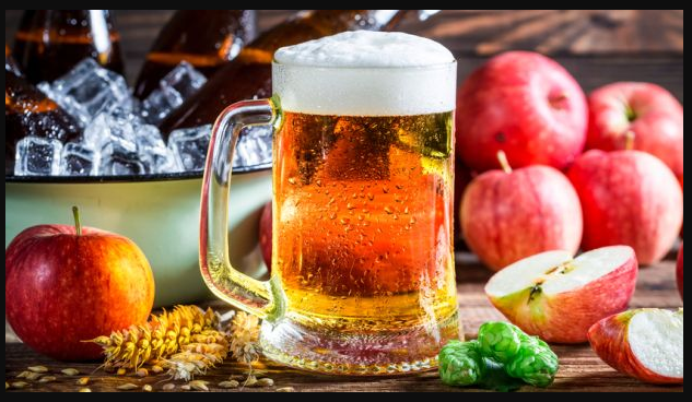 Difference between Cider and Beer