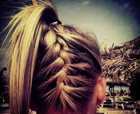 Difference between French braid and braid