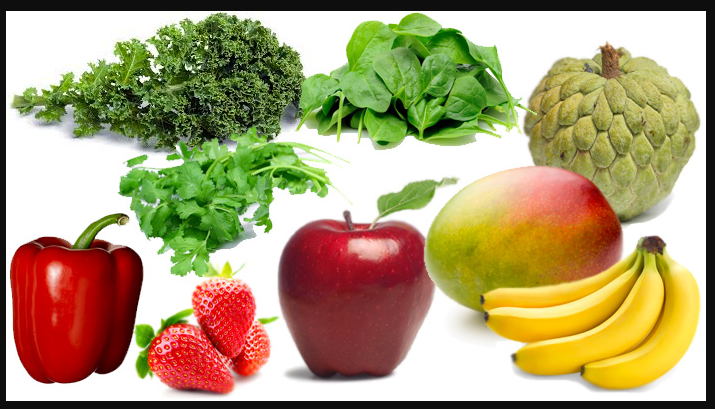 Difference between Fruits and Vegetables