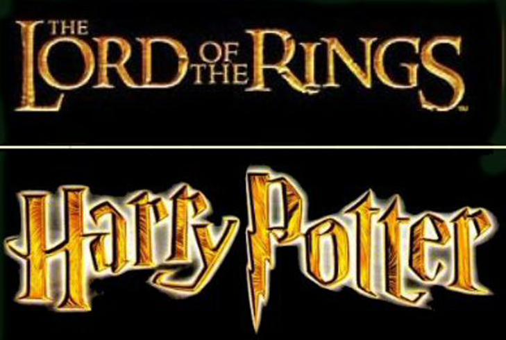 Difference between Harry Potter and Lord of the Rings
