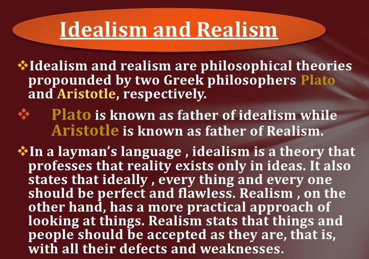 key differences between realism and neo Realism can actually be divided into two subcategories: classical realism and neo-realism the differences are slight, but deserve some discussion niccolò machiavelli is often referred to as one of the first political realists when he wrote the prince.