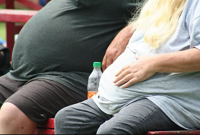 Difference between Overweight and Obesity