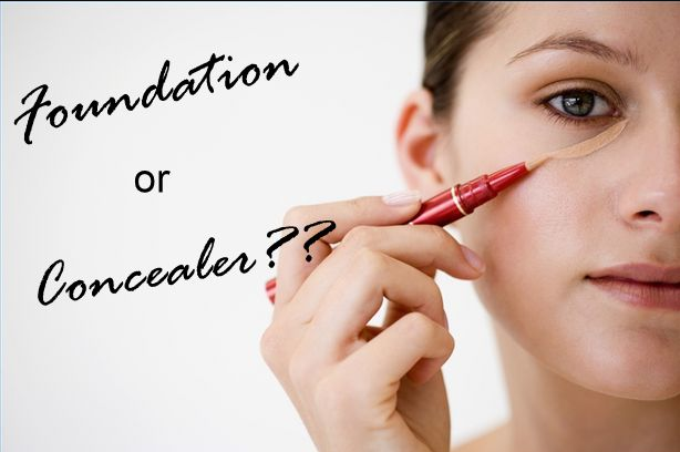Difference between foundation and makeup