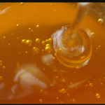 Difference between honey and sugar