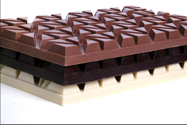 Difference between white and dark chocolate