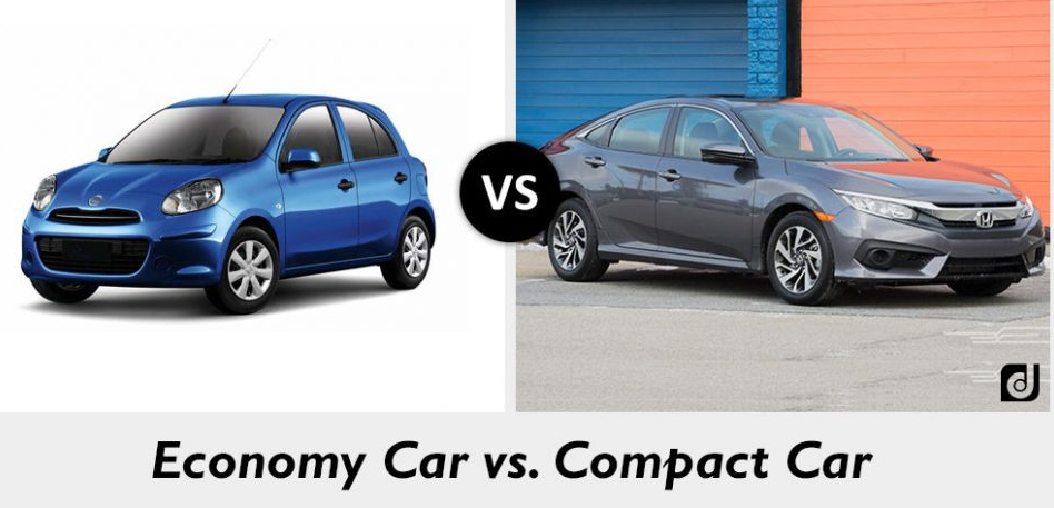 difference between compact and economy cars compact vs economy cars. Black Bedroom Furniture Sets. Home Design Ideas