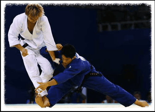 Difference between Judo and Karate