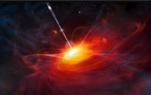 Difference between Quasar and Pulsar