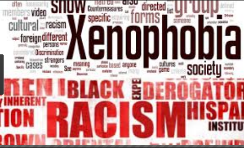 Difference between Racism and Xenophobia