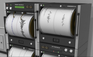 Difference between Seismograph and Richter scale