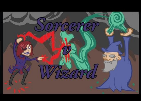 Difference between Wizard and Sorcerer