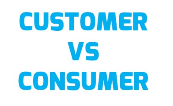 Difference between Customer and Consumer