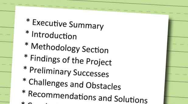 Whats Difference Between Executive >> Difference Between Executive Summary And Introduction