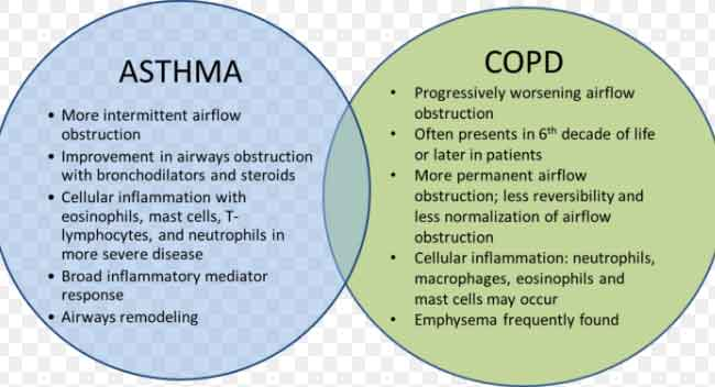 Difference-between-Asthma-and-COPD