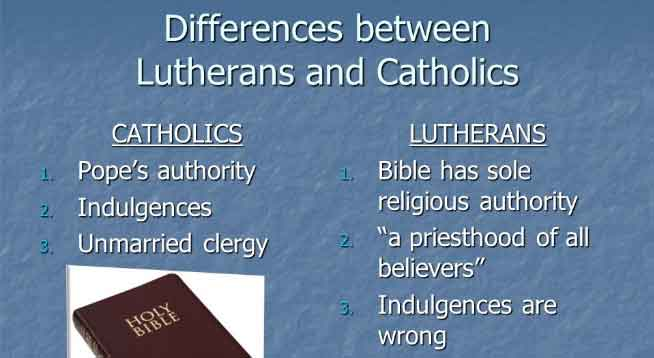 Difference-between-Lutherans-and-Catholics