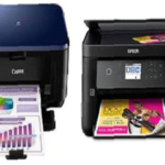 Difference Between Canon Printer & Hp printer